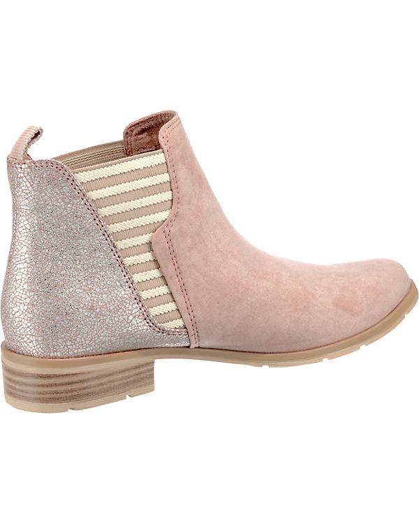 MARCO TOZZI Boots TOZZI MARCO rosa Chelsea 8Yw17q8