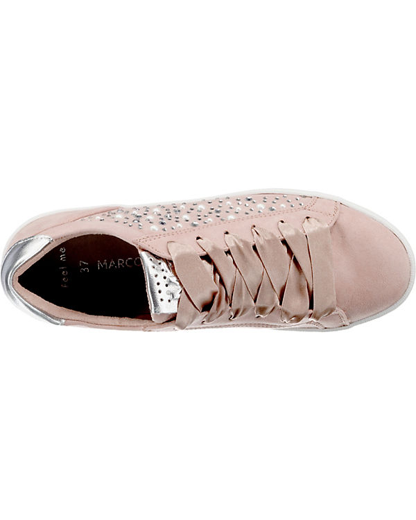 TOZZI rosa TOZZI Low Sneakers Low Low Sneakers MARCO rosa rosa MARCO TOZZI Sneakers MARCO MARCO 1AW004fP