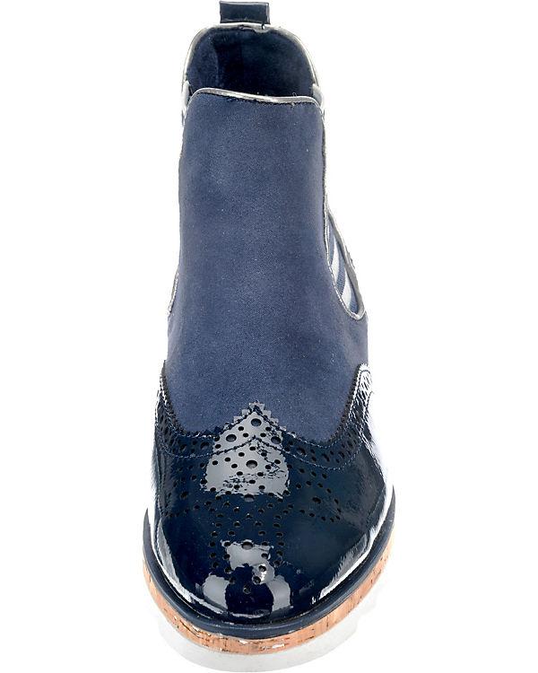 MARCO TOZZI, Chelsea Boots, Boots, Boots, blau 25eb4b
