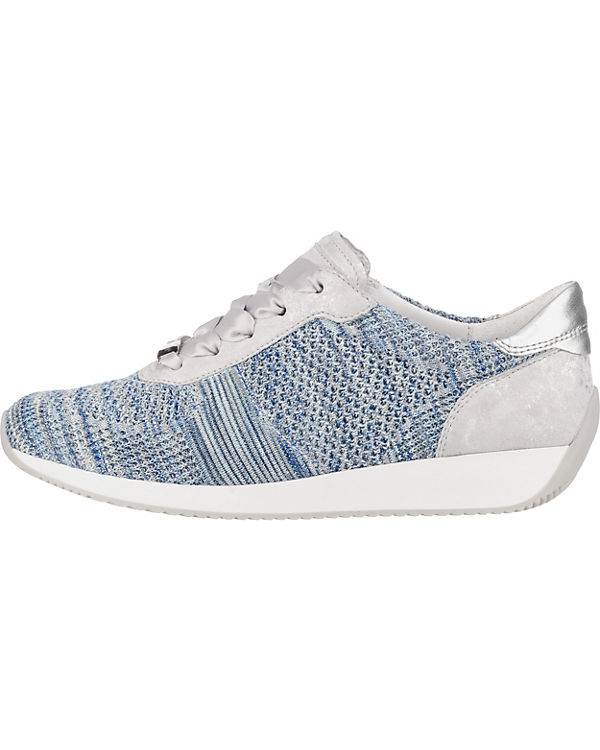ara Lissabon-Fusion 4 Sneakers Low blau-kombi