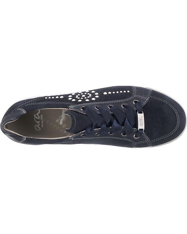 Rom blau ara Sneakers Rom ara Low 7q4ng