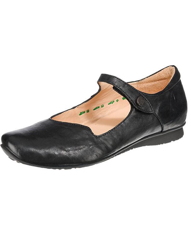 Think! Chilli Klassische Ballerinas schwarz