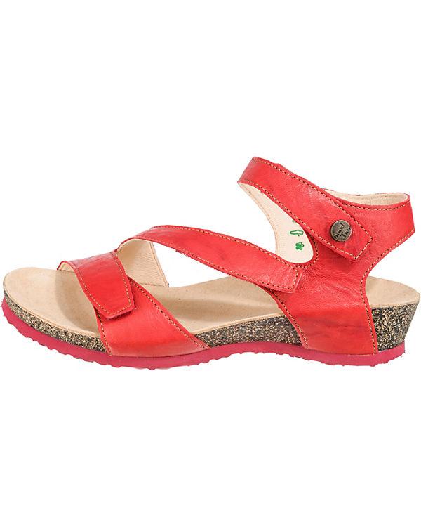 Klassische Dumia rot Sandaletten Dumia Think rot Sandaletten Think Think Klassische 6Sxwtq1U