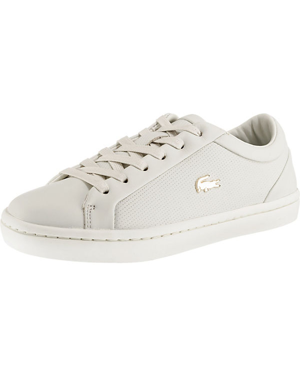 WHT Sneakers WHT CAW OFF LACE Low wollweiß REY 218 LACOSTE 1 w80q6P