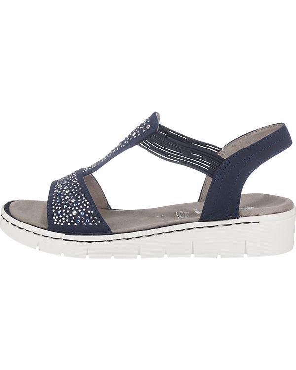 JENNY Korsika-Sport Klassische Sandalen blau