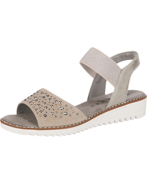 JENNY Belize Klassische Sandalen beige