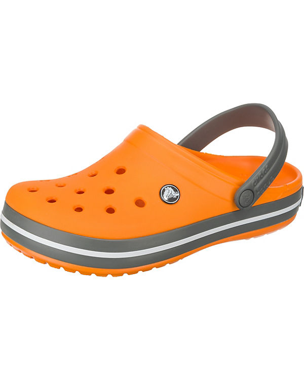 crocs Crocband Clogs orange