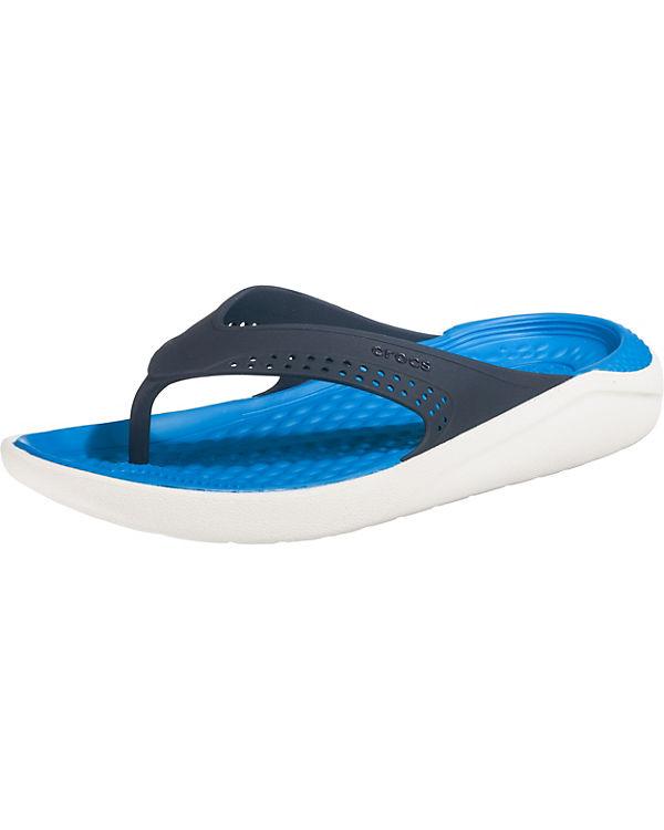 blau LiteRide Flip crocs kombi Zehentrenner qRtgwZnz