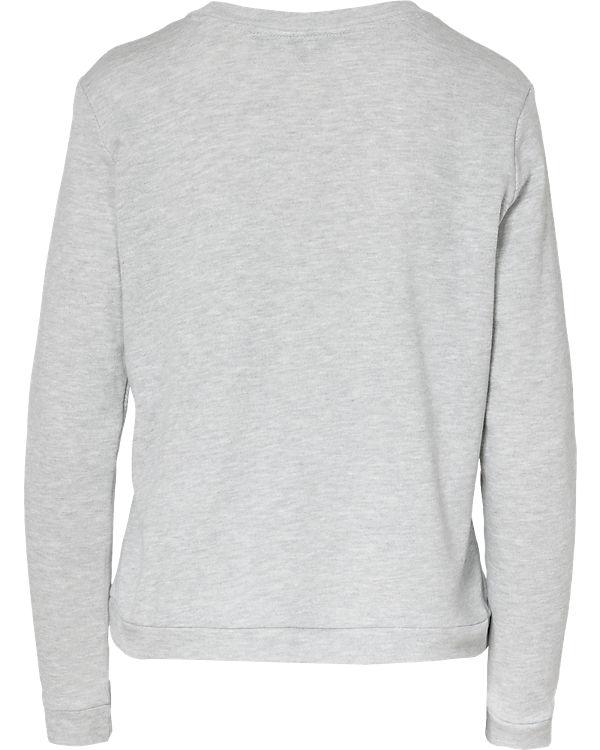 hellgrau hellgrau MODA Sweatshirt MODA VERO Sweatshirt Sweatshirt MODA VERO VERO Zqt4W