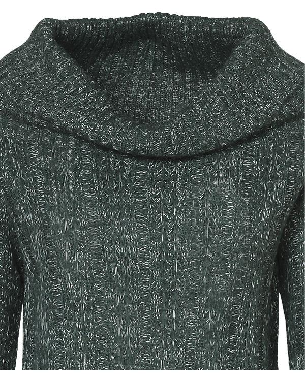 grün Off VERO Pullover Shoulder MODA 0Pn6IqpI
