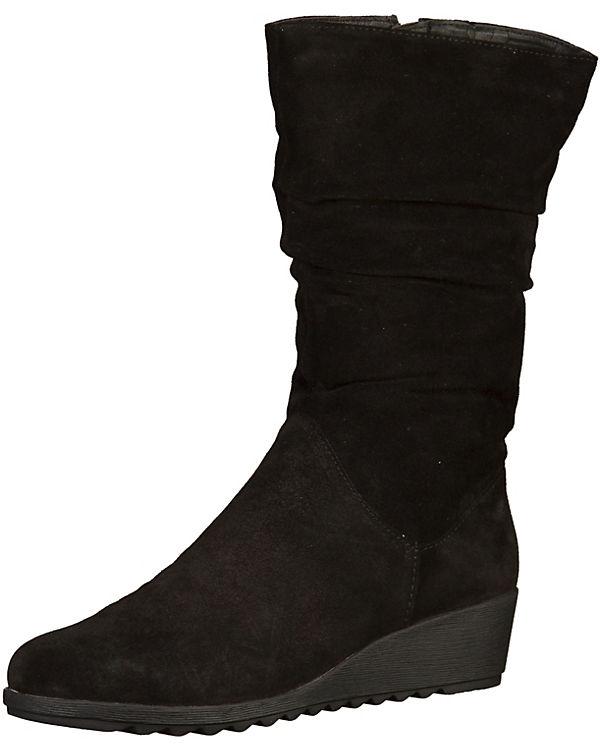 CAPRICE Stiefel schwarz