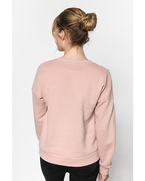 Sweatshirt ONLY rosa rosa ONLY ONLY Sweatshirt Sweatshirt vdqnfxq