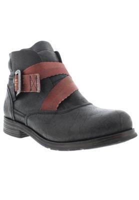 SAJI047FLY istanbul Biker Boots ...