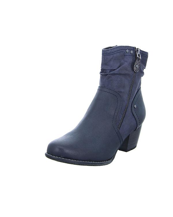 Scarbella Scarbella Klassische Stiefeletten blau