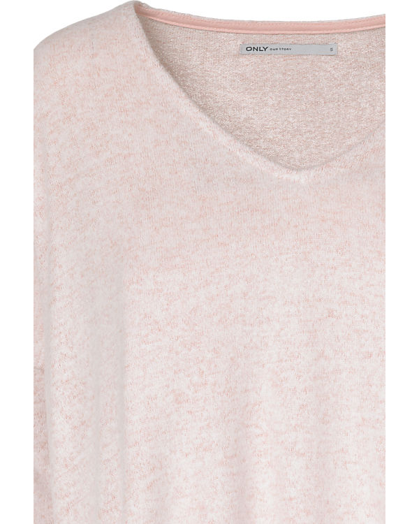 ONLY Pullover rosa Pullover Pullover rosa ONLY rosa ONLY ONLY rosa Pullover wOq0FX50