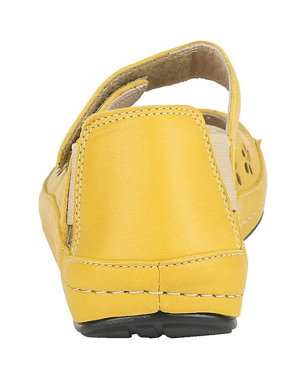 Naturläufer Komfort Sandalen Komfort gelb Sandalen gelb gelb Naturläufer Naturläufer Komfort Sandalen Naturläufer qR6SSEAxw