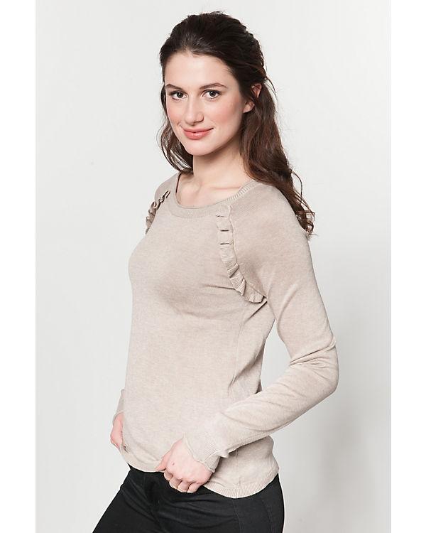 VILA Pullover Pullover beige beige VILA VILA Pullover beige VILA IxYIqw0Av