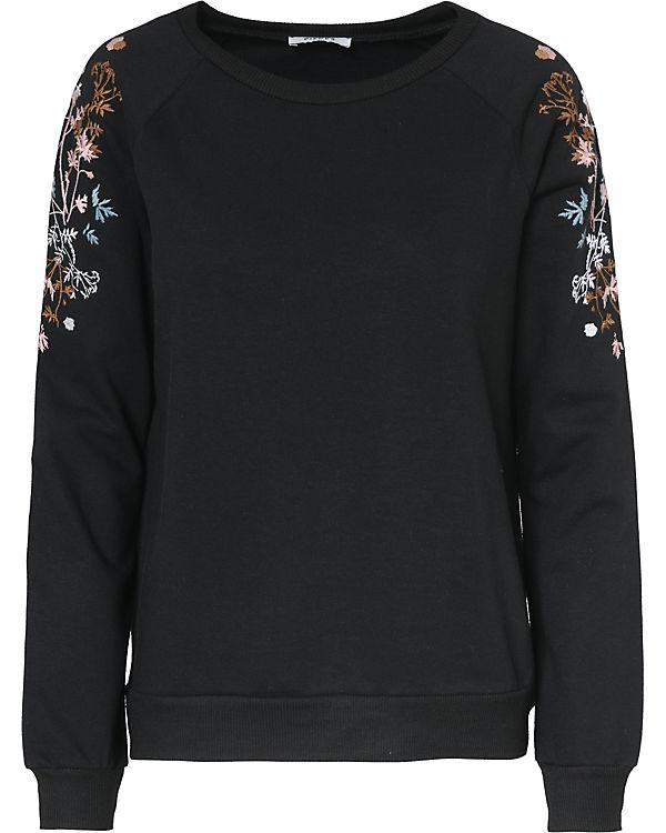 pieces schwarz Sweatshirt Sweatshirt pieces schwarz schwarz pieces Sweatshirt rEqE1