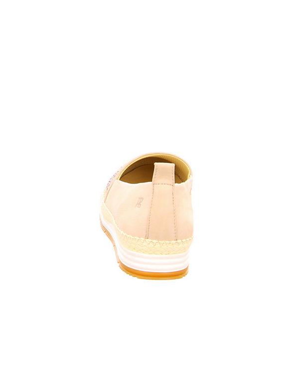 Paul Green Klassische Slipper beige