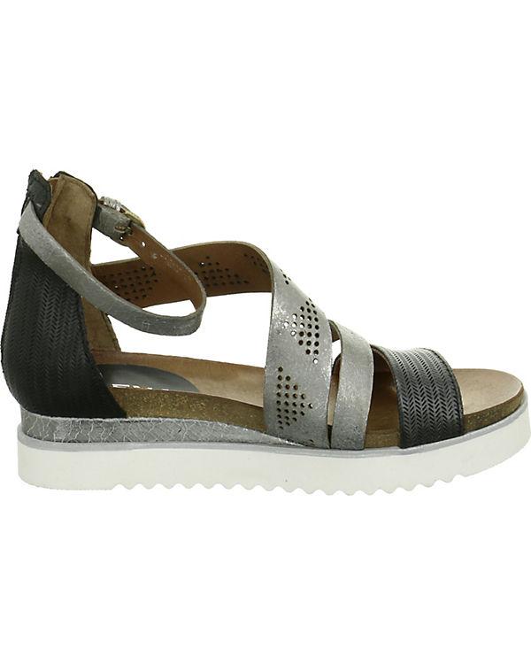 MJUS Klassische Sandaletten grau