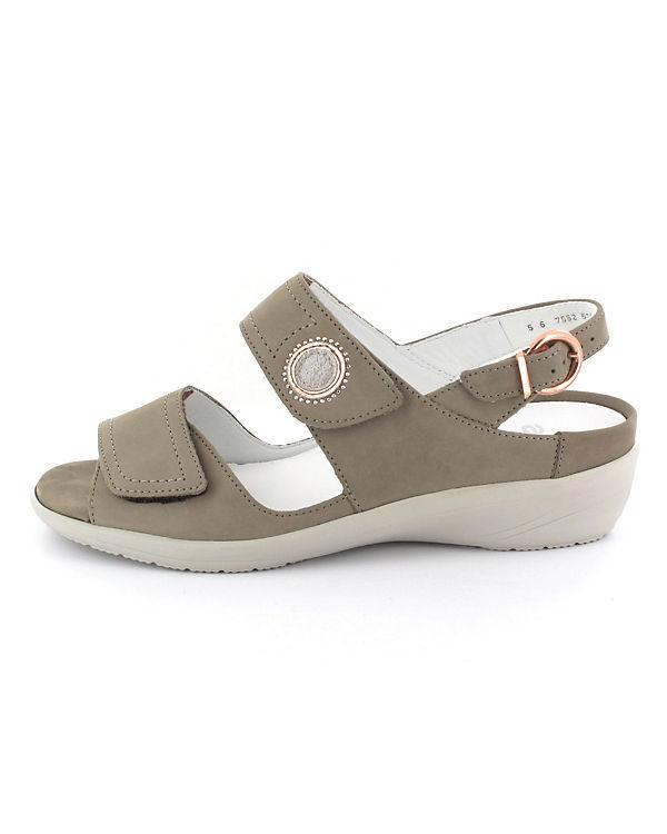 Klassische ara Sandaletten Klassische beige Sandaletten ara beige TzOww