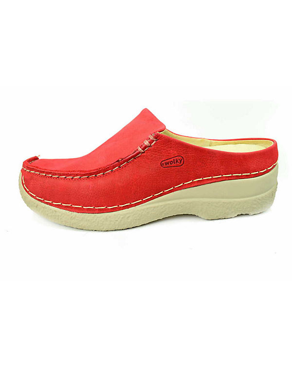Wolky Clogs rot