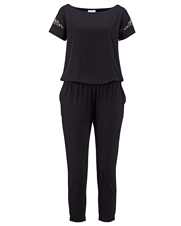 Amy Vermont Jumpsuit schwarz