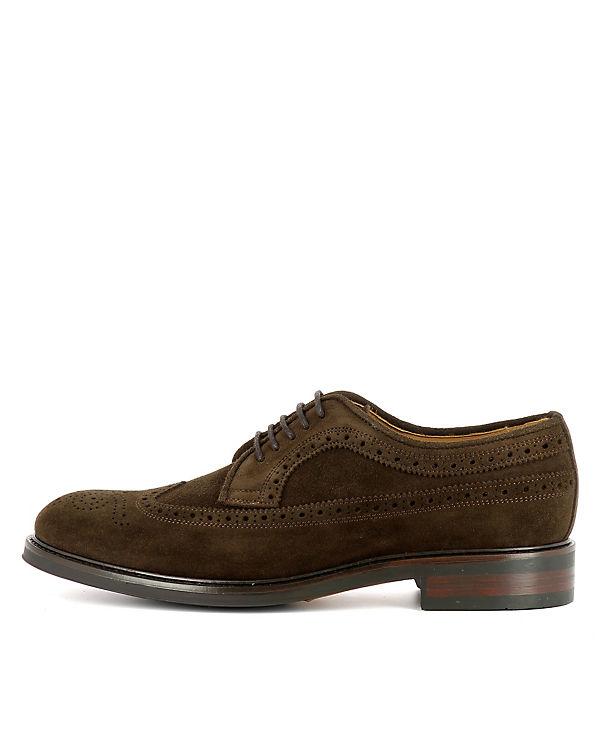 Evita Shoes Halbschuhe ADRIANO dunkelbraun