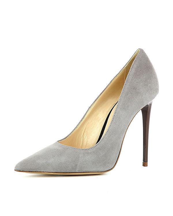 Pumps Evita hellgrau Shoes DESIDERIA Klassische 8Er4wvq8