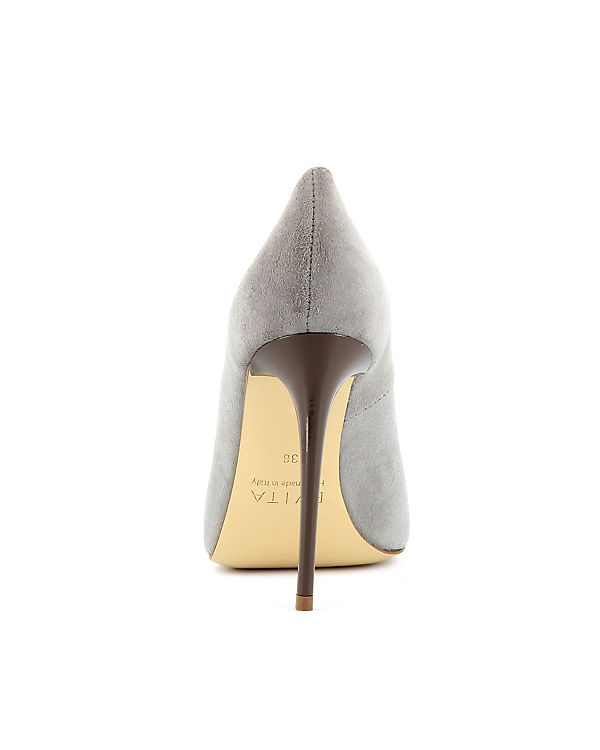 Evita Shoes Klassische Pumps DESIDERIA hellgrau
