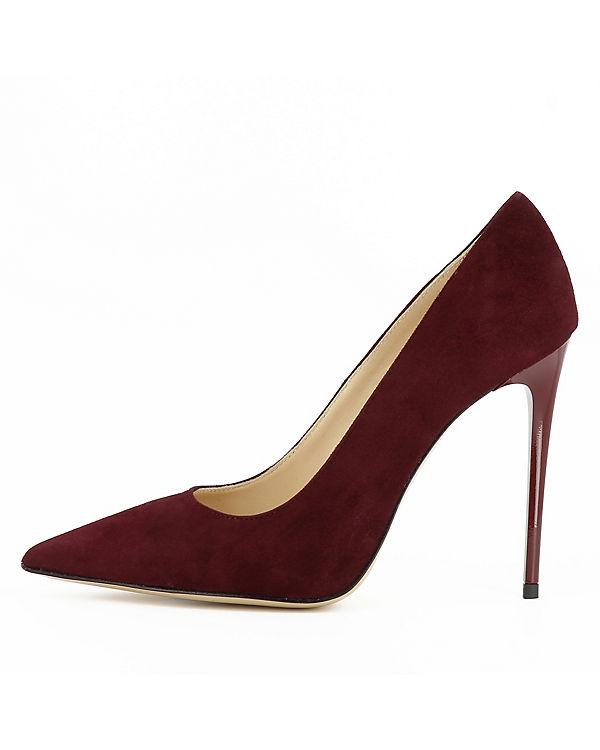 Shoes DESIDERIA Evita Pumps dunkelrot Klassische pP44q8w6
