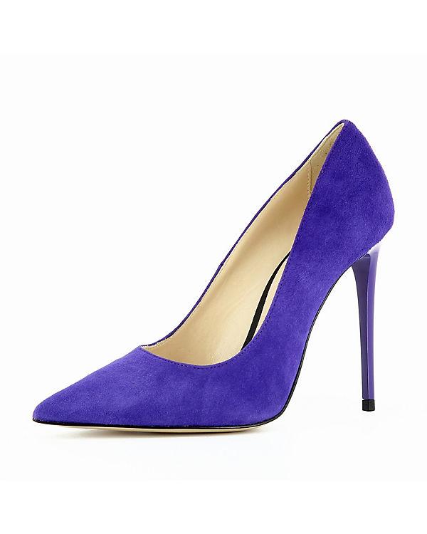 Evita Shoes, Klassische Pumps Pumps Pumps DESIDERIA, lila 3b7e88