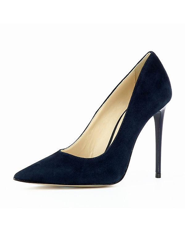 Evita Shoes Klassische Pumps DESIDERIA dunkelblau