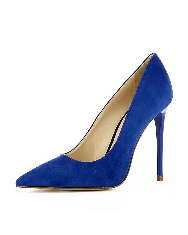 Pumps indigo DESIDERIA Evita Shoes Klassische qEBxPwg