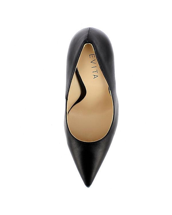 DESIDERIA Evita schwarz Klassische Shoes Pumps U6qr6t