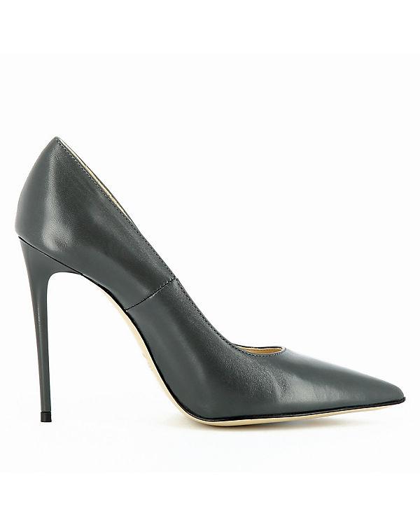 Evita Klassische DESIDERIA Shoes dunkelgrau Pumps 85Hr8xwXq
