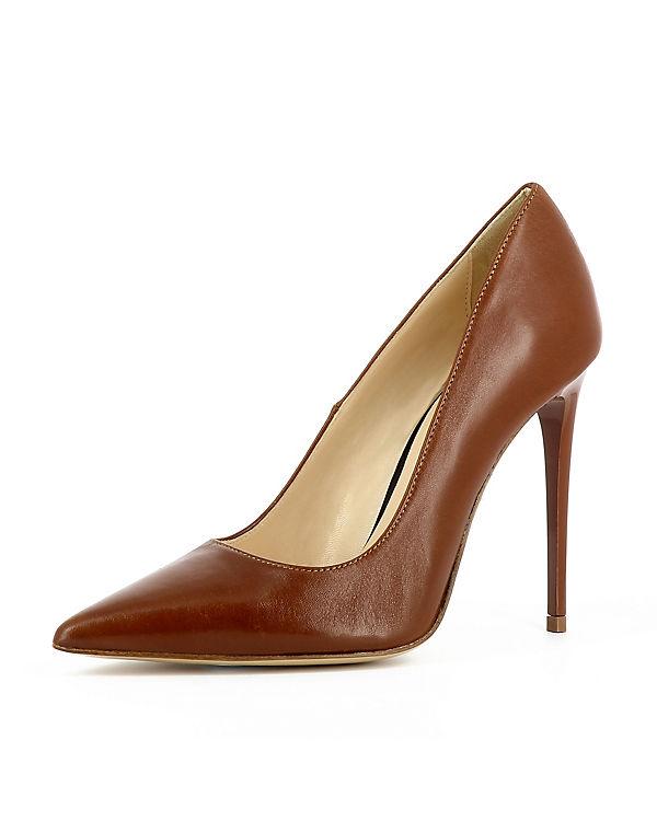 Evita Shoes Klassische Pumps DESIDERIA cognac