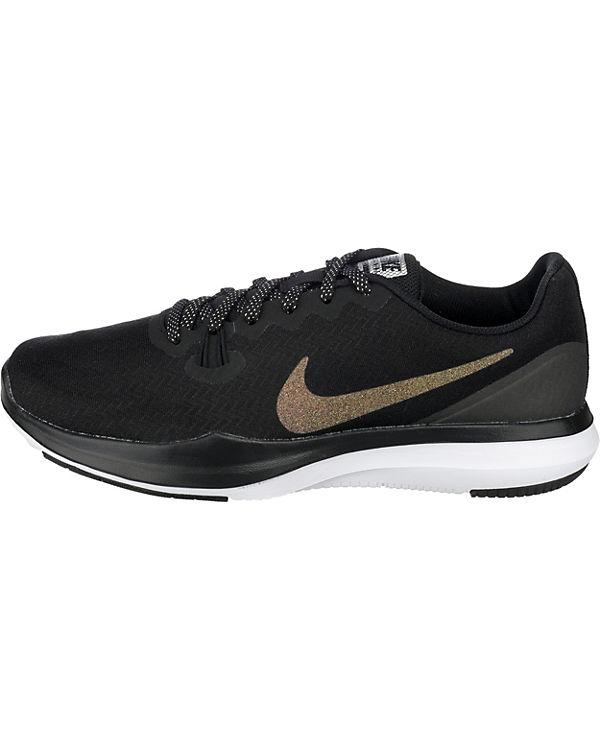 Nike Performance Tr 7 Mtlc Sportschuhe schwarz