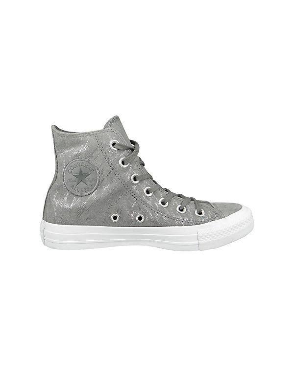 CONVERSE Sneakers High Chucks silber
