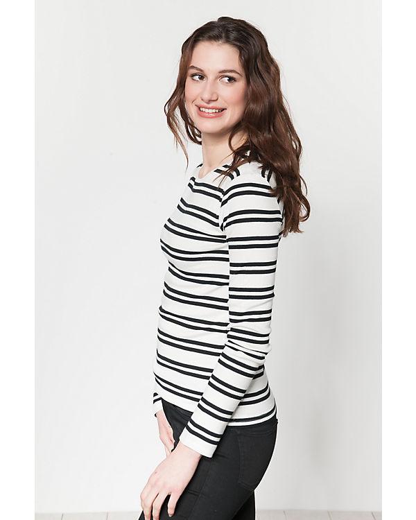 Pullover weiß pieces schwarz Pullover pieces U1Hqx1z