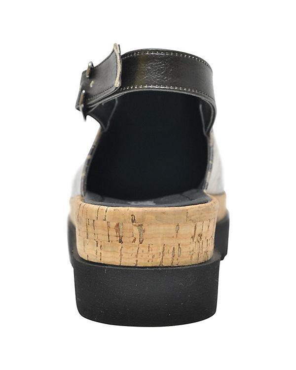 Dogo Shoes Komfort-Sandalen Akita mehrfarbig