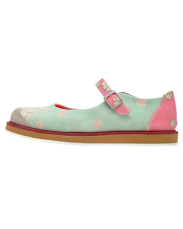 Kitty mehrfarbig Shoes Dogo Offene Halbschuhe 0qxwqv1t