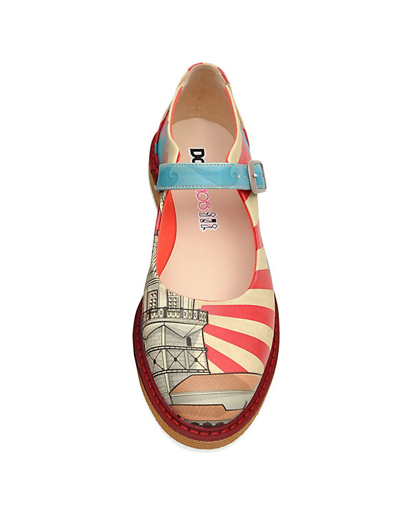 Tower Maiden's mehrfarbig Dogo Offene Shoes Halbschuhe Dogo Shoes TwnTAxq1aY