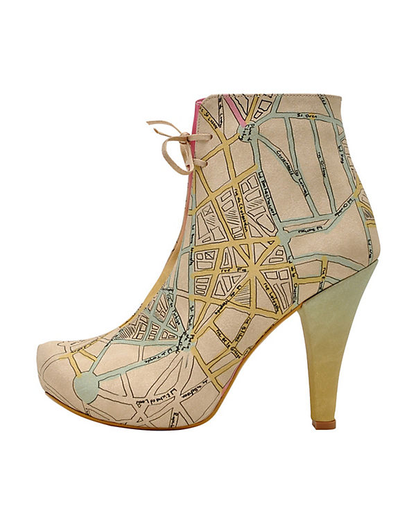 Dogo Shoes Ankle Boots paris is a good idea mehrfarbig