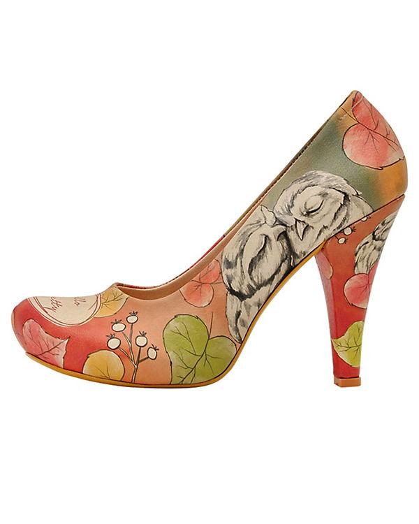 Hello mehrfarbig Shoes Pretty Pumps Klassische Dogo ZUqnwt4d