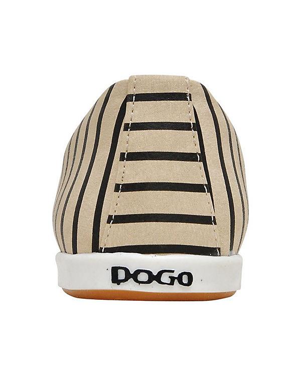 Dogo Shoes Sportliche Ballerinas Dalmatian mehrfarbig Billig Verkauf 2018 Online-Verkauf Um Zu Verkaufen LRHY4Uc