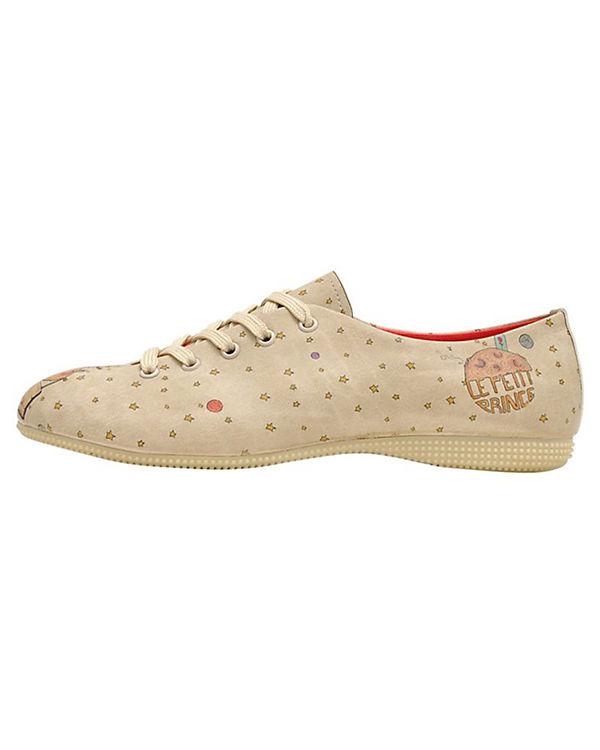 Dogo Shoes, Schnürschuhe Secret Planet, mehrfarbig mehrfarbig Planet, 091118