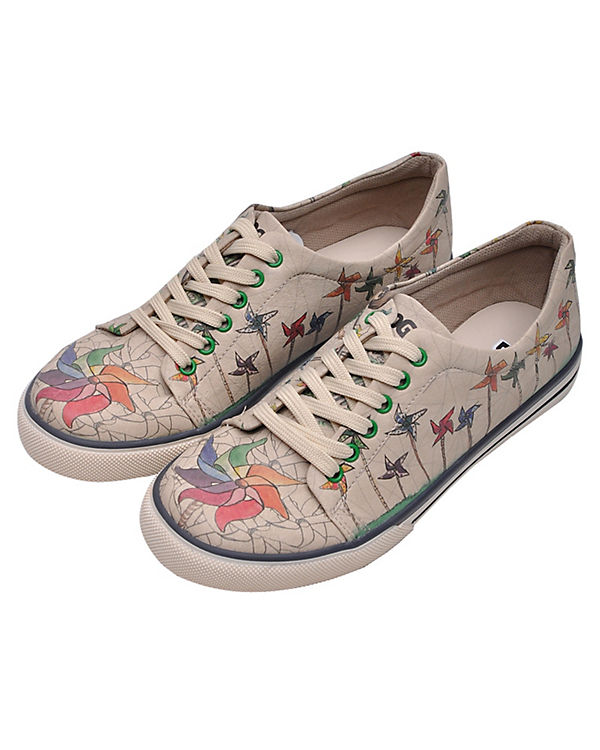 pin Dogo pin Shoes Low Sneakers Shoes wheel Dogo mehrfarbig Sneakers Low xH8qInxOw6