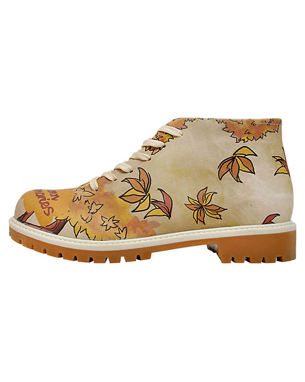 mehrfarbig Autumn Stiefeletten Klassische Memories Dogo Shoes ZzBwHqOxcf