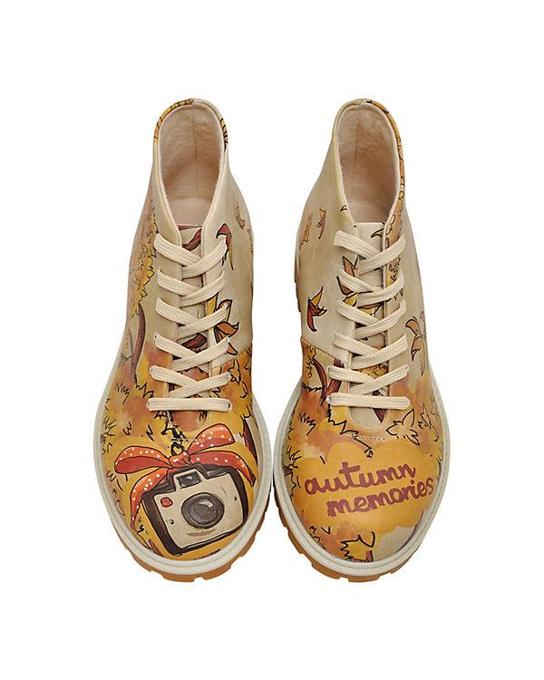 Dogo mehrfarbig Memories Klassische Autumn Stiefeletten Shoes vwaXrv